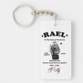 Porte-clefs La Réunion de famille de Rael