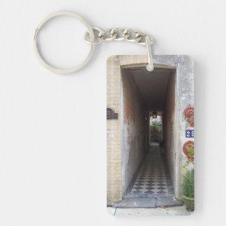 Porte-clefs L'aventure attend