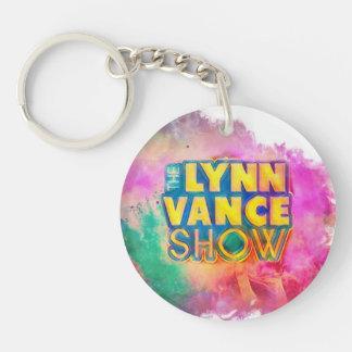 Porte-clefs Le double d'exposition de Lynn Vance a dégrossi