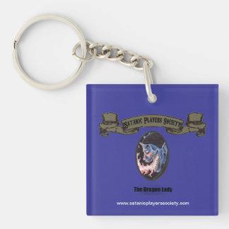 Porte-clefs Madame Keychain de dragon de SPS