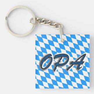 Porte-clefs Opa Schlüsselanhänger
