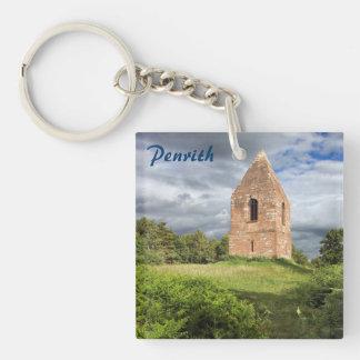 Porte-clefs Photo de souvenir de balise de Penrith