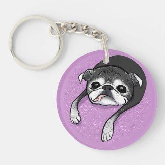 Porte-clefs Porte - clé acrylique commémoratif de Bumblesnot