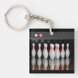 Porte-clefs Porte - clé de bowling