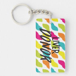 Porte-clefs Porte - clé de donateur de foie