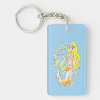 Porte-clefs Porte - clé de sirène de Koi