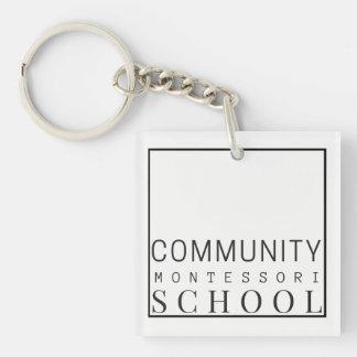 Porte-clefs Porte - clé d'esprit de CMS