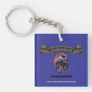 Porte-clefs Porte - clé équestre de sauteur de SPS