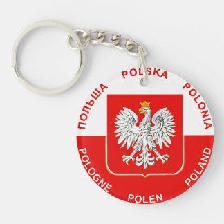 Porte-clefs Porte - clé polonais