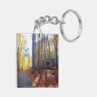 Porte-clefs Porte clés mer et montagne