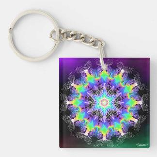 Porte-clefs Rassembler la force de la vie/rêver sans limites