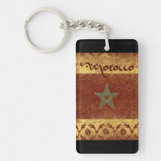 Porte-clefs Souvenir de porte - clé du Maroc