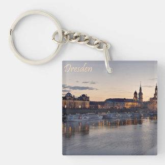 Porte-clefs Vue de Dresde Elbe