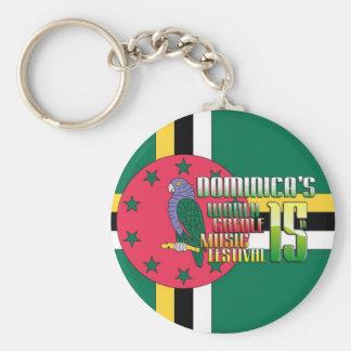 Porte-clés 15ème porte - clé annuel de WCMF