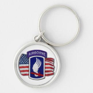 Porte-clés 173rd porte - clé de vétérans de correction de