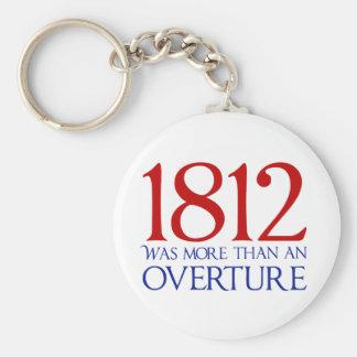 Porte-clés 1812 était plus qu'une ouverture
