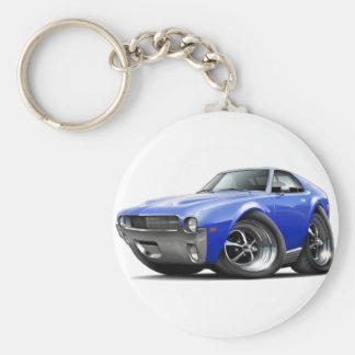 Porte-clés 1968-69 voiture de bleu d'AMX
