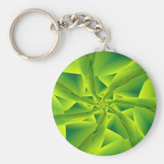 Porte-clés 7 into1 dans le porte - clé vert