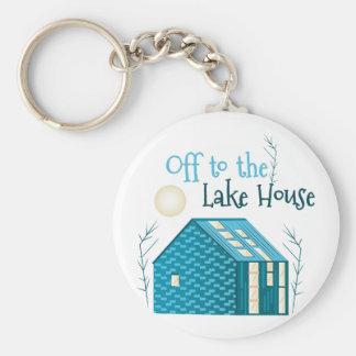 Porte-clés À la Chambre de lac
