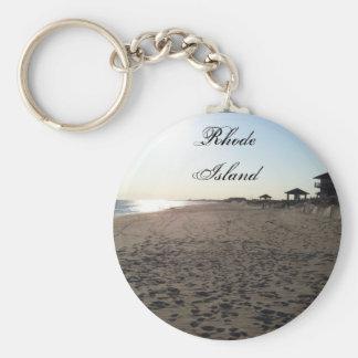 Porte-clés À l'ouest, porte - clé d'Île de Rhode