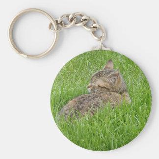 Porte-clés A Nap in the Grass