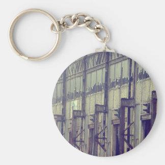 Porte-clés Abandoned Factory