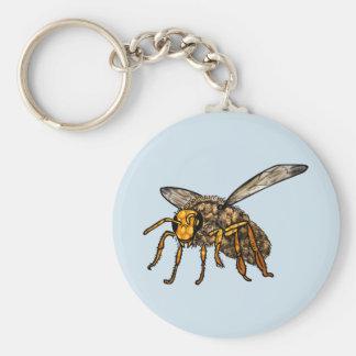 Porte-clés Abeille de Hiv'in d'abeille