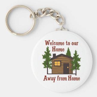 Porte-clés Accueil pour autoguider non domestique