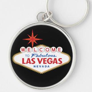 Porte-clés Accueil vers Las Vegas fabuleux, Nevada