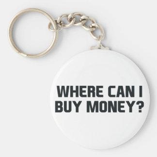 Porte-clés Achetez l'argent