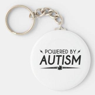 Porte-clés Actionné par autisme