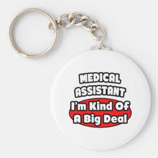 Porte-clés Affaire médicale d'aide…