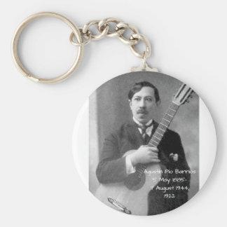Porte-clés Agustín Pio Barrios, 1922