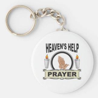 Porte-clés aide de ciel de bougie
