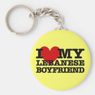 Porte-clés Aimez mon porte - clé libanais d'ami
