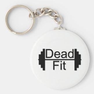 Porte-clés Ajustement mort