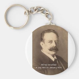 Porte-clés Alfred Grunfeld
