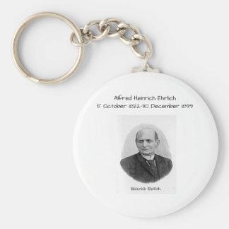Porte-clés Alfred Heinrich Ehrlich