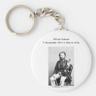 Porte-clés Alfred Holmes