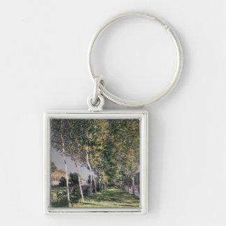 Porte-clés Alfred Sisley | la promenade
