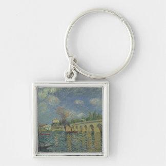 Porte-clés Alfred Sisley | le pont