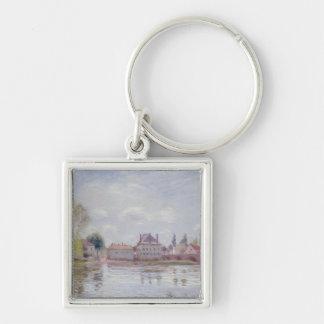 Porte-clés Alfred Sisley | le pont au Moret-sur-Loing