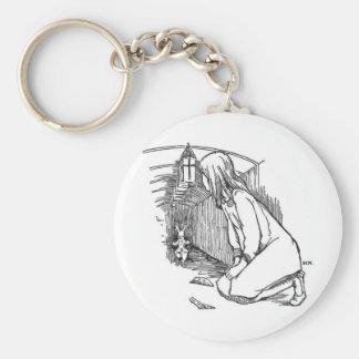 Porte-clés Alice au pays des merveilles 4
