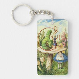Porte-clés Alice au pays des merveilles Caterpillar me