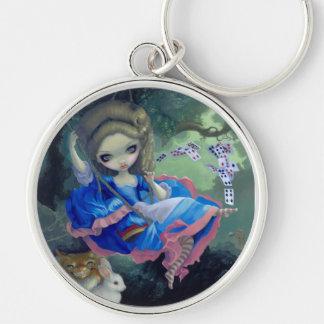 "Porte-clés ""Alice porte - clé dans de Fragonard oscillation"""