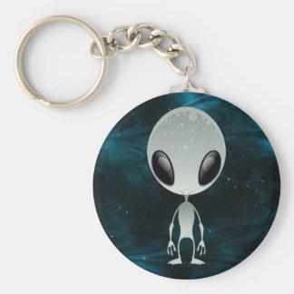 Porte-clés Alien mignon