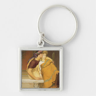 Porte-clés Alma-Tadema | le miroir, 1868