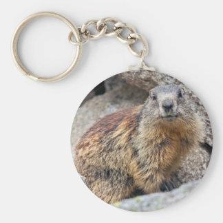 Porte-clés alpin de Marmot