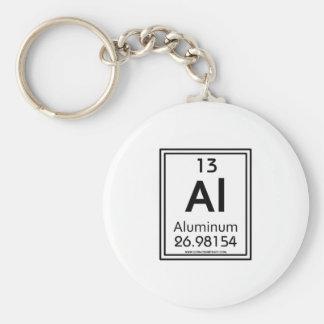 Porte-clés Aluminium 13