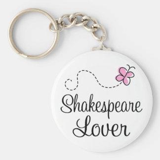 Porte-clés Amant mignon de Shakespeare
